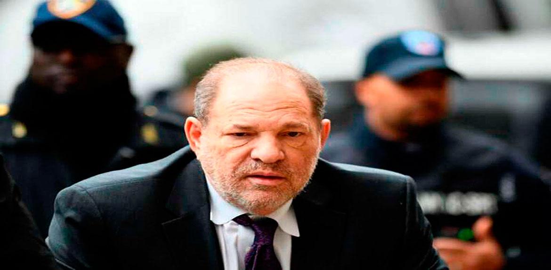 Harvey Weinstein es acusado en Los Ángeles por nuevos casos de violación