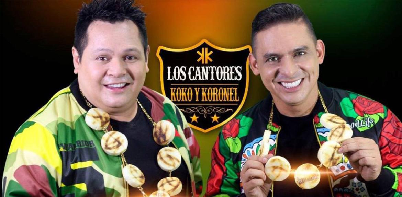 VIDEO EL PAN – Los Cantores Koko y Koronel (Video Oficial)