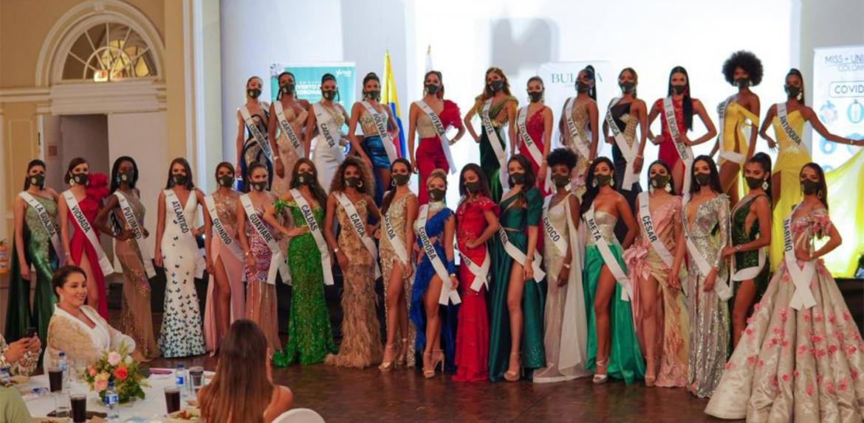 Miss Universe Colombia: el concurso que quiere ser diferente